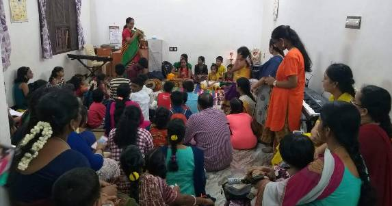 Our Monthly Students Panchami  Program (MSPP)